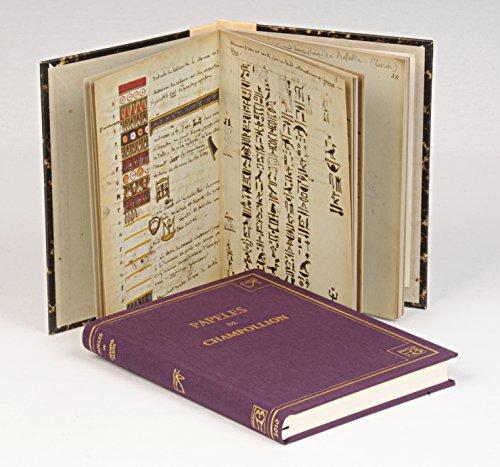 9788493455538: Cuaderno de Notas de Jean-François Champollion