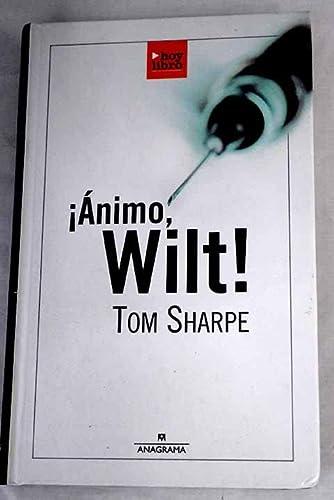 9788493455705: ¡Ánimo, Wilt!