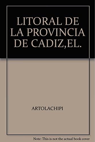 Litoral de la provincia de cadiz,el. - Artolachipi