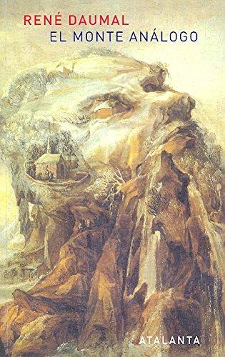 9788493462550: El monte analogo (Spanish Edition)