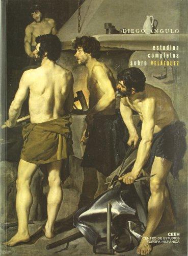 9788493464394: ESTUDIOS COMPLETOS SOBRE VELAZQUEZ (Spanish Edition)