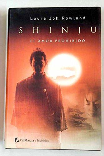 9788493467999: Shinju: el amor prohibido