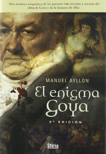 9788493469122: Enigma Goya