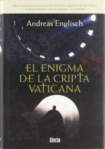 9788493469191: ENIGMA DE LA CRIPTA VATICANA, EL