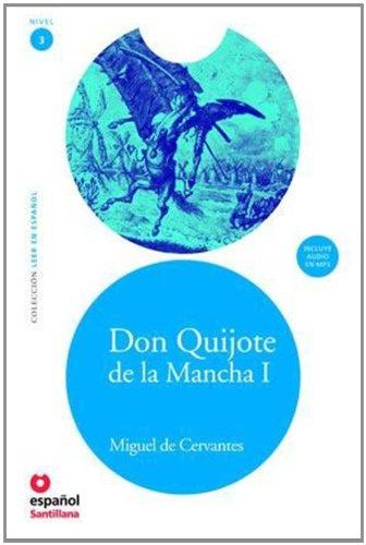 Don Quijote de la Mancha I +: de Cervantes, Miguel