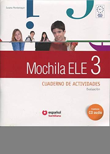 9788493477271: Mochila Ele: Cuaderno De Actividades + CD 3 (Spanish Edition)