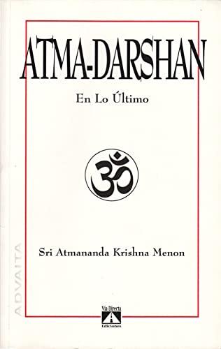 9788493477639: Atma-Darshan