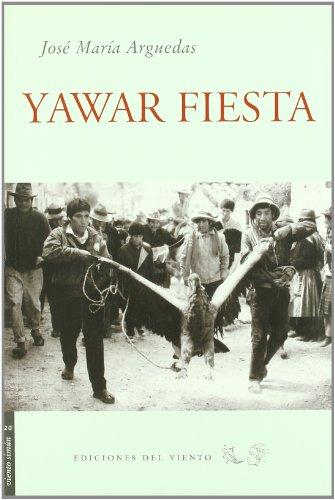 9788493477851: Yawar Fiesta
