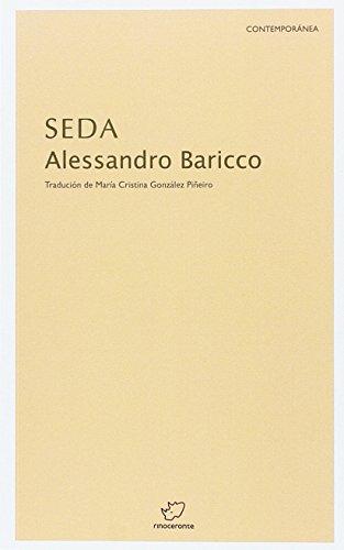 9788493480110: Seda (Colección contemporánea)