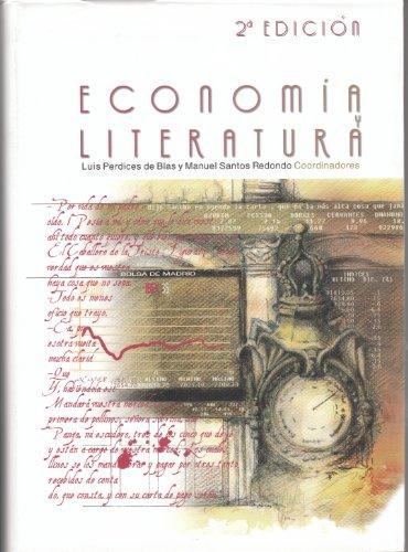 9788493480769: Economia Y Literatura