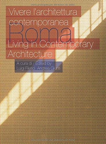 Roma: Living in Contemporary Architecture (Hardcover): Luigi Filetici