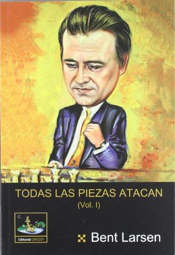 TODAS LAS PIEZAS ATACAN (VOL. 1) (8493483419) by LARSEN