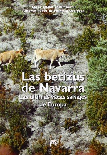 9788493486013: Las Betizus De Navarra
