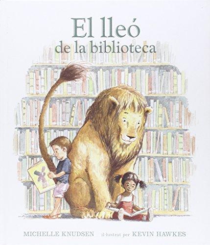 9788493486327: El lleó de la biblioteca (Bosque de libros / Ekaré en catalá)