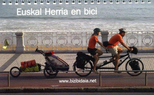9788493492793: Euskal herria en bici