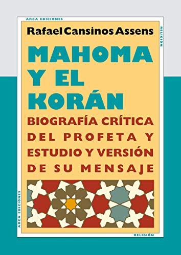Mahoma Y El Koran Cansinos Assens, Rafael