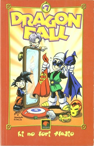 9788493503611: Dragon fall 7 (Shonen Manga)