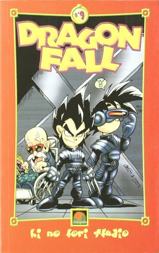 9788493503635: Dragon fall 9 (Shonen Manga)