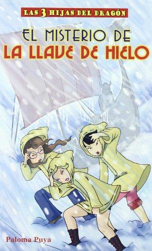 9788493513788: MISTERIO DE LA LLAVE DE HIELO,EL