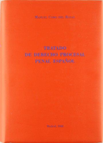9788493521684: Tratado de derecho procesal penal español