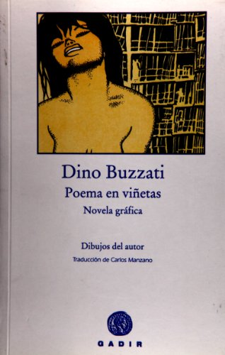 9788493523725: Poema en viñetas. Novela gráfica (Gadir Ficción)