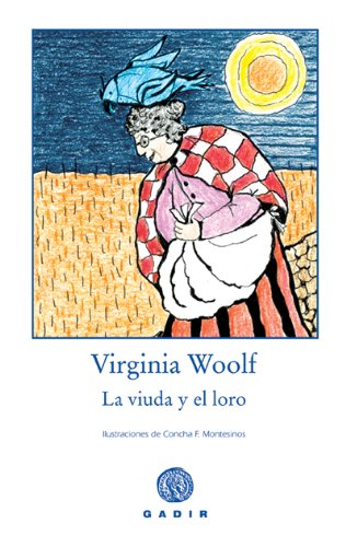 9788493523749: La viuda y el loro/ The widow and the parrot (El Bosque Viejo) (Spanish Edition)
