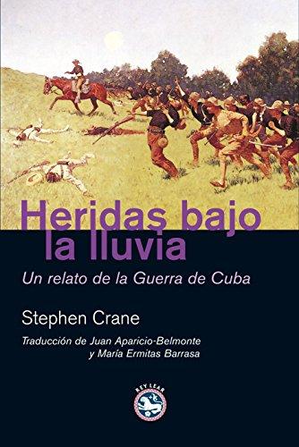 9788493524500: Heridas Bajo La Lluvia (Literatura)