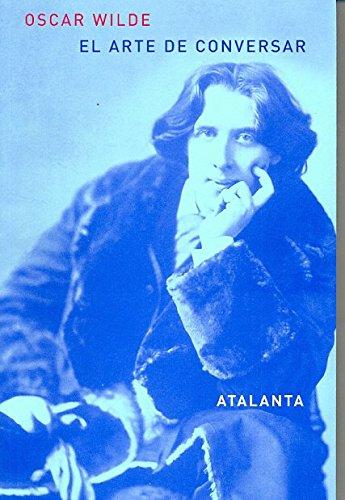 Arte de conversar - Wilde, Oscar