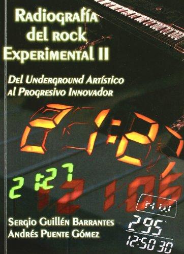 9788493531751: Radiografia del rock experimental II
