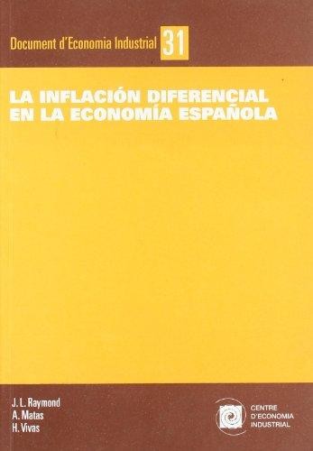 La inflación diferencial en la economía española: Anna Mata Prat,