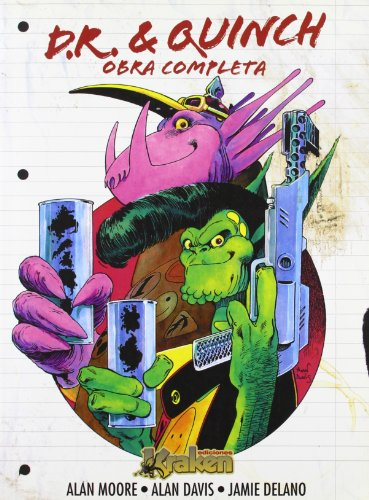 D. R.& Quinch: Obra Completa/ Complete Work (Spanish Edition) (8493538108) by Alan Moore