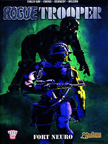 9788493538187: Rogue Trooper: Fort Neuro (Spanish Edition)