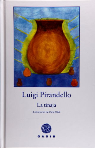 9788493538279: La tinaja (Spanish Edition)