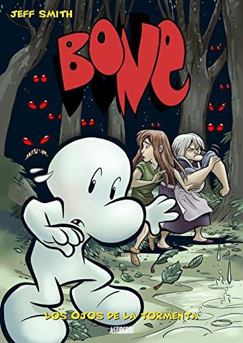 9788493538569: Bone 3 Los Ojos De La Tormenta