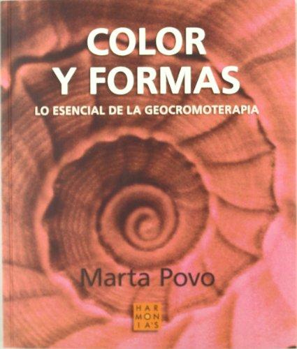 9788493540852: Color Y Formas