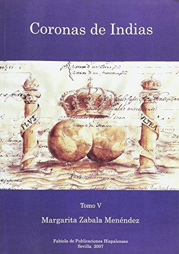 9788493543310: CORONAS DE INDIAS V. GENEALOGIA TITU.NOBILI