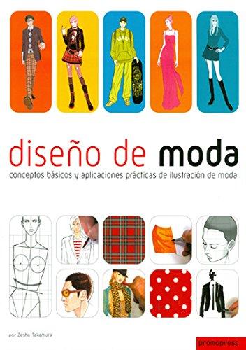 diseno de moda conceptos basicos y aplicaciones practicas de ilustracion de moda: ZESHU TAKAMURA