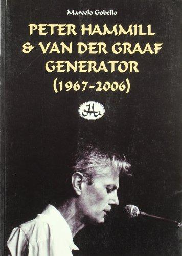 9788493546502: Peter Hammill & Van der Graaf Generator (1967-2006)