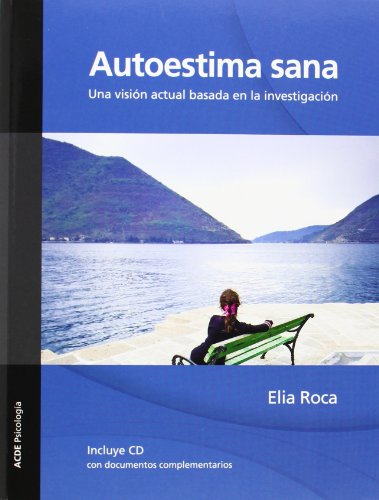 9788493548124: Autoestima Sana (+dvd)