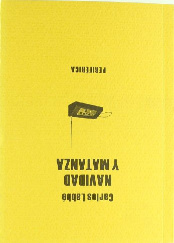 9788493549213: Navidad y Matanza (Biblioteca portatil) (Spanish Edition)