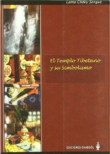 9788493554712: El templo tibetano y su simbolismo