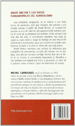 9788493561857: Andre breton y los datos fundamentales del surrealismo