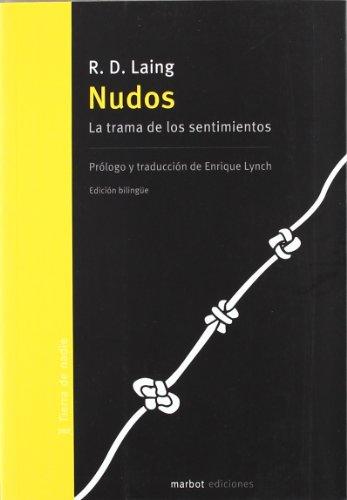 9788493574475: NUDOS: TRAMA DE LOS SENTIMIENTOS