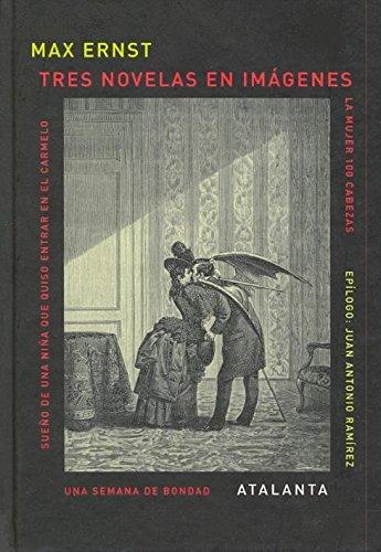 9788493576394: Tres novelas en imagenes (Spanish Edition)