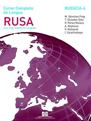 9788493577797: Curso completo de lengua rusa 2, nivel intermedio-avanzado