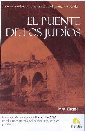 9788493578916: El puente de los judíos