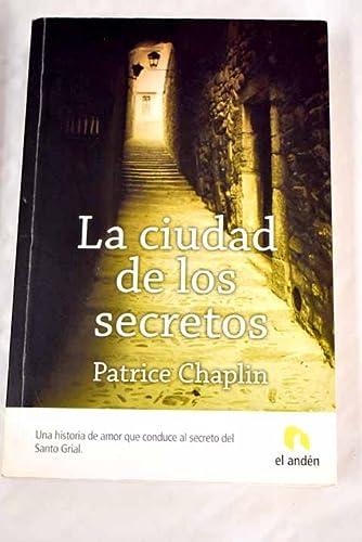 9788493578961: Ciudad de los secretos, la