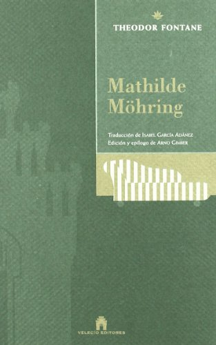 9788493584009: Mathilde moethring