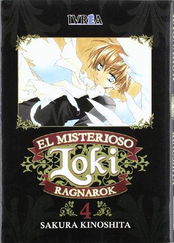 9788493591168: El misterioso Loki Ragnarok 4 / The Mythical Detective Loki Ragnarok 4 (El Misterioso Loki Ragnarok / the Mythical Detective Loki Ragnarok) (Spanish Edition)