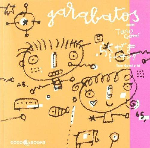 9788493594367: Garabatos con Taro Gomi